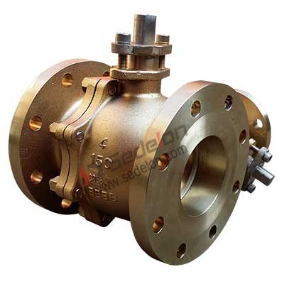 Bronze API Ball Valve